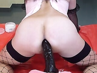 LacieSweetHeart Anal adventures of a whore 51 dildoanal dildos dildoing