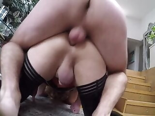 Fuck and facial big ass big cock blowjob