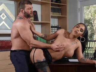Jane Marie - Do It For Power shemale big cock shemale big tits shemale hd